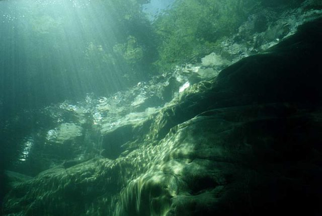 maggia river diving