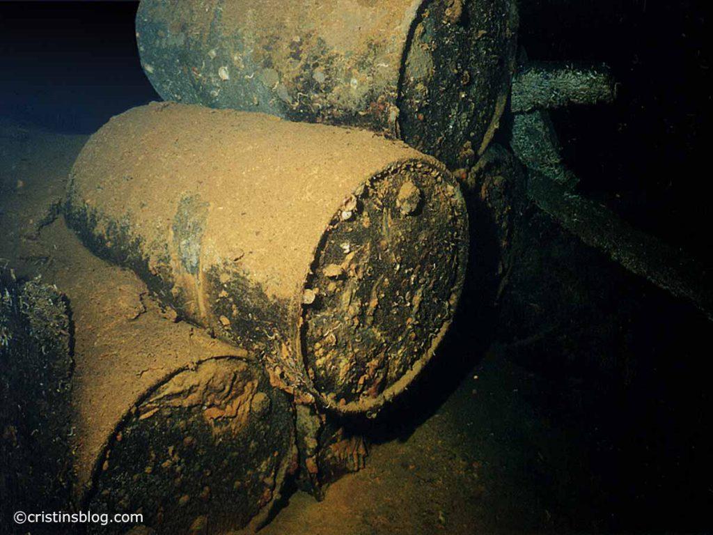 Chuuk Yamagiri Barrels