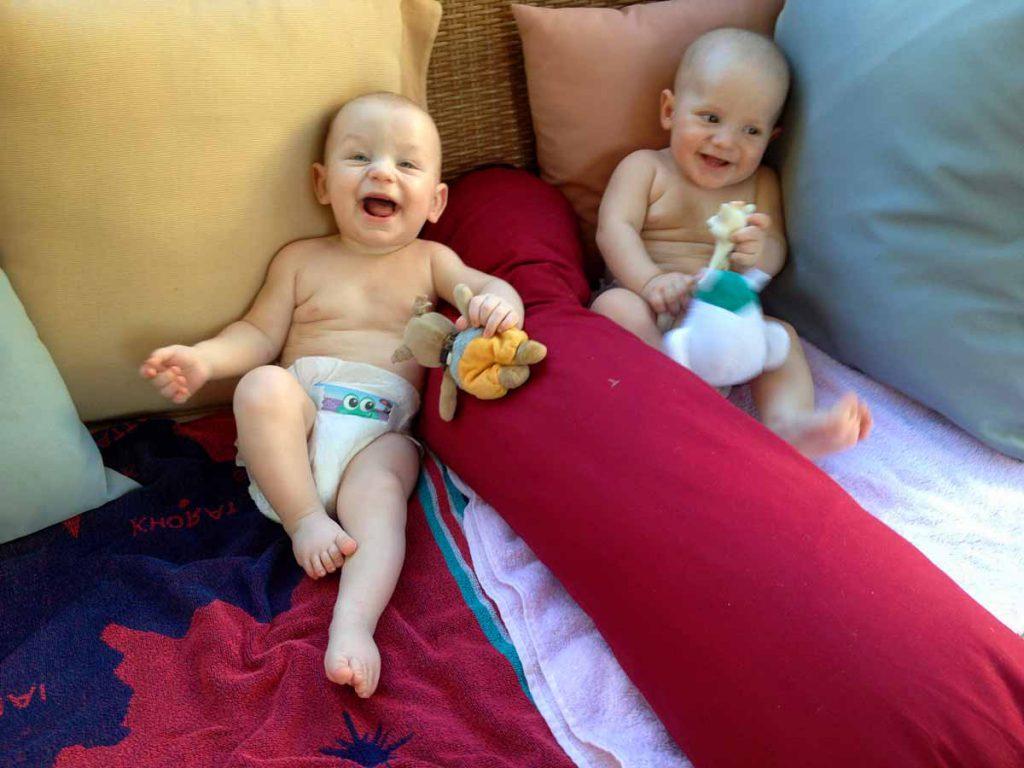 double twins joy