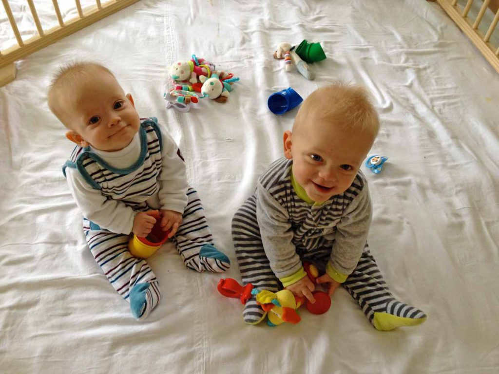 double twins time