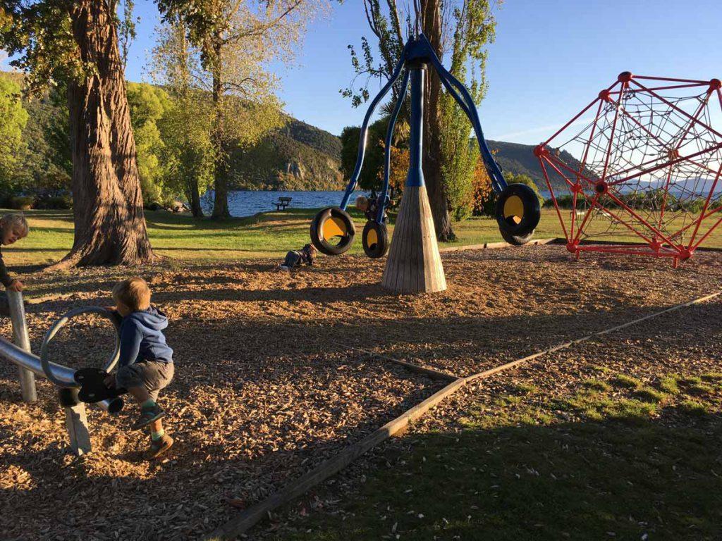 Kinloch Playground