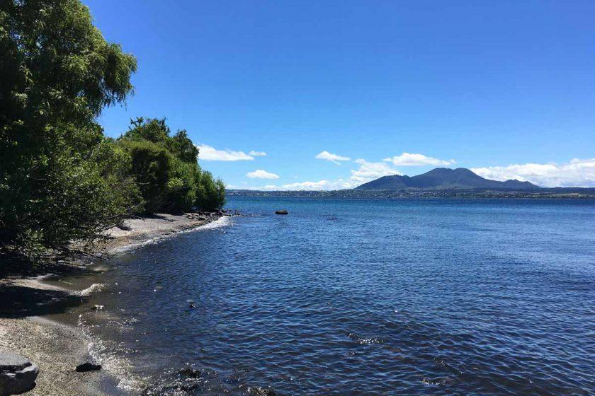 Taupo Rangatira Beach View