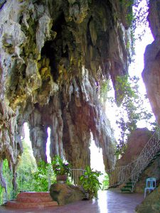 Khao Sok Cave and Temple