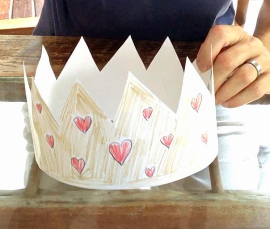 dreikoenigs-krone epiphany crown